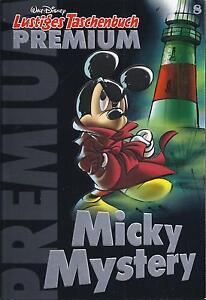 (LTB) Premium  Micky Mystery Nr.8     1A NEUWERTIG./UNGELESEN
