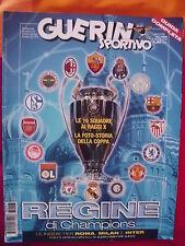 ALMANACCO SPECIALE CALCIO REGINE DI  CHAMPIONS COPPE EUROPA LEAGUE 2007/2008