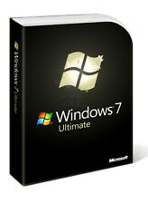 Microsoft Windows 7 Ultimate 32 |64 Bit Original OEM Licence Key |Quick Dispatch