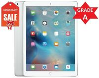 Apple iPad Pro 128GB, Wi-Fi + 4G Cellular AT&T (Unlocked), 12.9in - Silver (R)