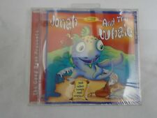 The Good Book Presents: Jonah and the Whale by Various Artists (CD, NEW