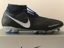 659d065ff Nike Phantom Vision VSN Elite DF FG BLK Mens Soccer Cleats Sz 11 Retail