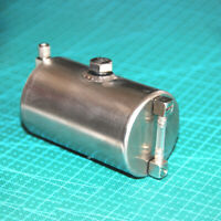 185ML Fuel Tank with Oil Level Display for RC Methanol Gasoline Engine Model Car