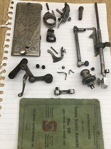 Singer 99k Sewing Machine Parts/attachments/accessories Yt
