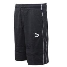 Shorts e bermuda da uomo nero in poliestere  d0770744e6b