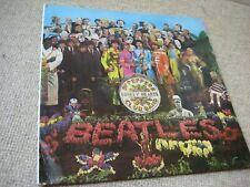 "The Beatles Sgt. Pepper's LHCB LP UK 1969 EMI One 1 BOX ""GREAT AUDIO"" [Ex+/Ex]"