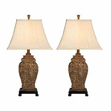 Aspire Home Accents 95727 Fallon Table Lamp (Set of 2)