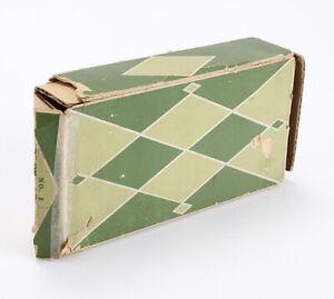KODAK EMPTY BOX ONLY FOR NO. 1 POCKET kodak JUNIOR IN GREEN/cks/202030
