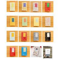 Pockets Fotoalbum Für FujiFilm Instax Mini Polaroid Fuji Film-Kamera 7 8 90