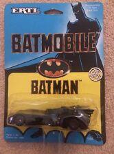 ERTL No.1064 Batman/Batmobile sur carte