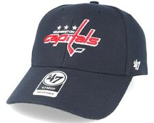 Washington Capitals '47 NHL MVP Structured Adjustable Navy Hat Cap Hockey OSFM