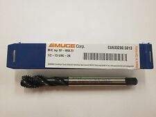 EMUGE 1/2-13 Spiral Flute MULTI-TAP 2B/3B High Performance Germany CU5332005013