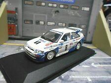 Ford escort cosworth Rally de Monte Carlo 1993 #6 delecour mobil 1 Minichamps 1:43