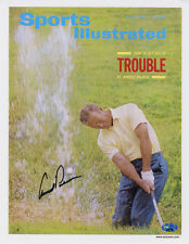 Arnold Palmer SIGNED Sports Illustrated Print PGA Masters PSA/DNA AUTOGRAPHED