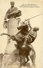 LA ROCHELLE 38 monument fromentin peintre et dystingué de l'algérie timbrée1905
