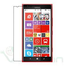 2x Pellicola protettiva display trasparente per NOKIA Lumia 1520 triplo strato