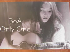 BoA - Only One (Special Edition) [OFFICIAL] POSTER *NEW* K-POP