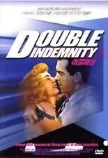 Double indemnity (1944) DVD - Billy Wilder (New & Sealed)
