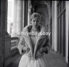 ELIZABETH MONTGOMERY 11x14 DBW Archival Photo Embossed by MILTON GREENE GR47