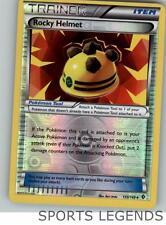 2012 pokemon Boundaries Crossed reverse holo Rocky Helmet 133/149
