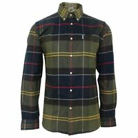 BARBOUR MENS TARTAN 3 TAILORED CLASSIC TARTAN SHIRT