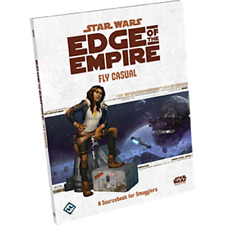 Star Wars RPG: Edge of the Empire -  Fly Casual Sourcebook SWE12