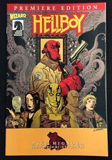 Hellboy Premiere Edition with COA VF/NM