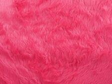 Teddy glatt Plüsch Flauschstoff Ca.150cm Pink