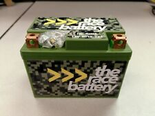 The Race Battery lithium motorcycle battery 2 year warranty New Technology