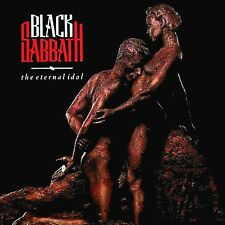 Black Sabbath - The Eternal Idol Vinyl LP Heavy Metal Sticker, Magnet