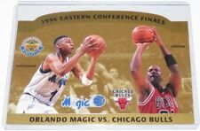 1996 Michael Jordan NBA Upper Deck Eastern Conference Finals Jumbo Card Serial #