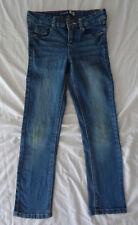 Jeans bleus pour filles, Okaïdi, 7 ans (122 cm)