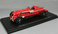 Neo Models Bentley 4 1/2 Litre Single Seater Birkin Blower I in Red 1929 46640