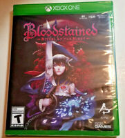 Bloodstained: Ritual of the Night (Microsoft Xbox One, 2018) Brand New Sealed