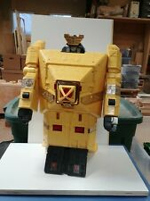 Power Rangers Zeo Deluxe Pyramidas The Carrier Zord Megazord 1995 20 in. Zord