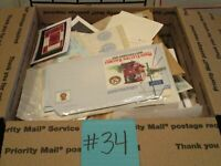 Philatelic Parcel #34 - WDWPhilatelic