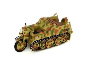 Hobby Master 1:48 German Sd. Kfz. 2 NSU Kettenkrad Light Tractor, Camo, #HG1703