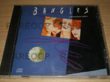 Greatest Hits by Bangles (CD, 1990, CBS) MADE IN USA