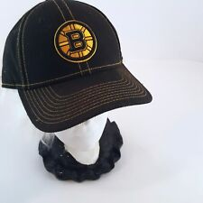 NHL Boston Bruins New Era 9forty Black Youth Hat League Class Child Hockey Cap