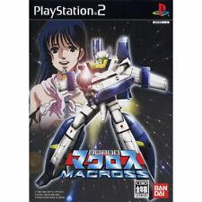 Choujikuu Yousai Macross   NTSC-J JP JAP PS2  Shoot'em Up SHMUP ANIME MANGA GAME