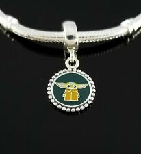 More details for new pandora disney, the mandalorian baby yoda, the child, disney parks charms