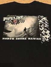 MONSTER ENERGY 2007-PIPELINE PRO PRESENTED BY BILLABONG NORTH SHORE HAWAII M T-