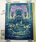 Rick and Morty Snowball Purple Sky Variant 18 x 24 Poster Print Dan Mumford 4/50