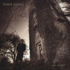 Ian Bailey-Tower Songs CD Import  New