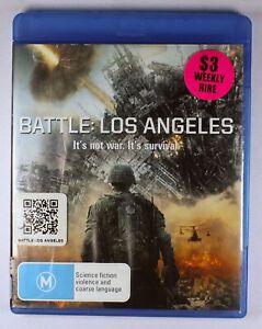 Battle Los Angeles Blu Ray FREE POST