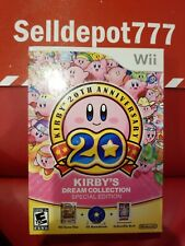 Kirby's Dream Collection -- Special Edition (Nintendo Wii, 2012) Brand New