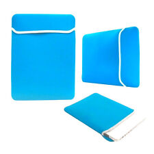 "Blue 10"" Inch iPad 2 3 4 Air PC Tablet Pouch Sleeve Carry Case Cover Protect"