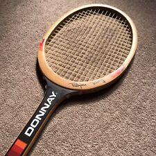 Vintage - Rare - Donnay Bjorn Borg Allwood Superlight Tennis Racket Junior