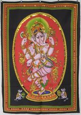 Tapiz Hindu Buda 80x110 Cm En Tela