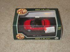 Universal Hobbies MG MGF 1.8i VVC. 1:43 Scale MIB 1996